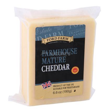 Farmhouse Mature Cheddar Cheese - Ford Farm