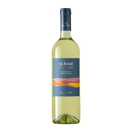 Castello Banfi 'Le Rime' Pinot Grigio & Chardonnay IGT