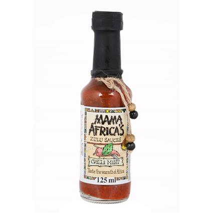 Chilli & Mint Sauce - Mama Africas