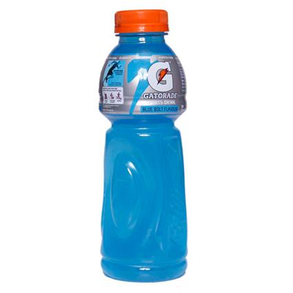 GATORADE SPORTS DRINK BLUE 500ML PET