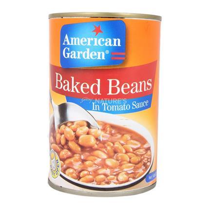 Baked Beans In Tomato Sauce - American Garden