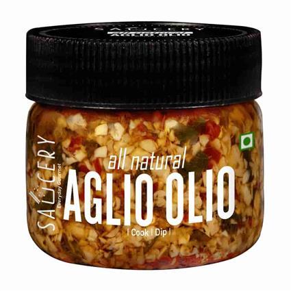 SAUCERY AGLIO OLIO SAUCE 200G
