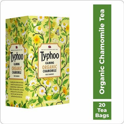 TY-PHOO CHAMOMILE 25S TEA BAG BOX