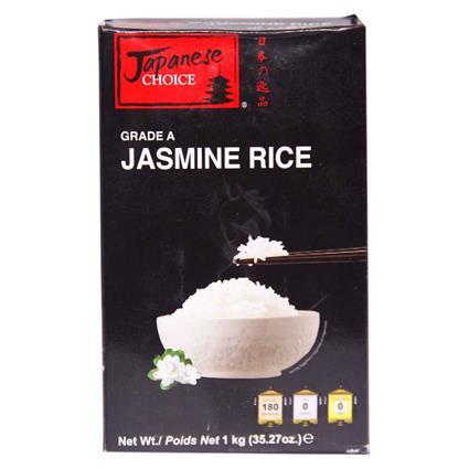 Jasmine Rice - Japanese Choice