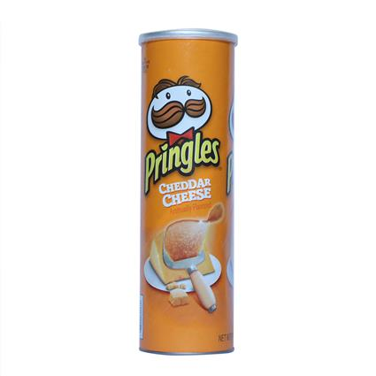 CHEDDAR CHEESE - PRINGLES