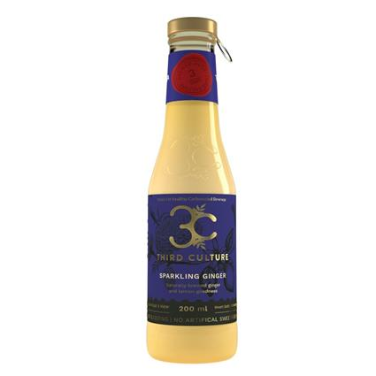 THIRD CULTURE SPARKLING GINGER 200ML