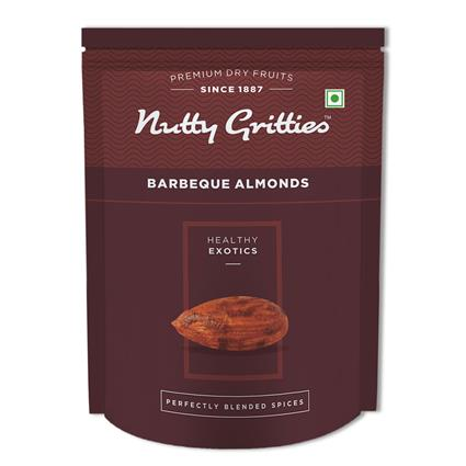 Barbeque Almonds - Nutty Gritties