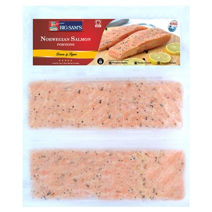 Salmon Lemon & Pepper - Big Sams