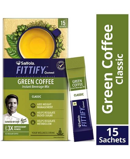 FITTIFY GREEN COFFEE CLASSIC 30 GM