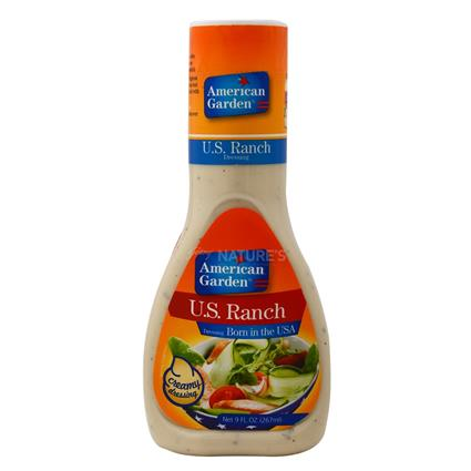 US Ranch Dressing - American Garden
