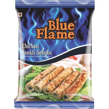 BLUE FLAME CHICKEN SEEKH KBB 240GM