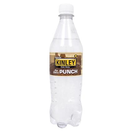 Club Soda-Kinley