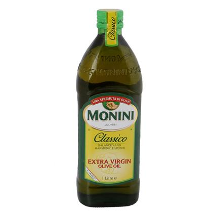 MONINI EXT. VIRGIN OLIVE OIL PET 1Ltr