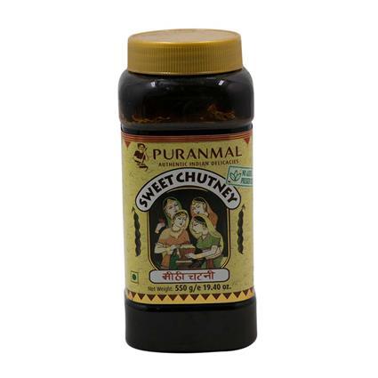 PURANMAL SWEET CHUTNEY 550 Gm