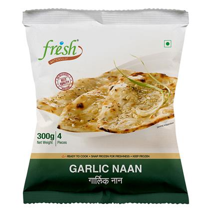 Garlic Naan - Frish