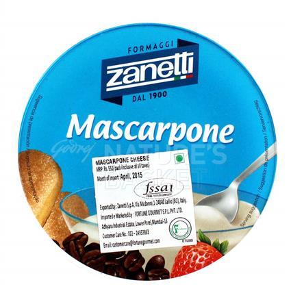 Mascarpone - Zanetti