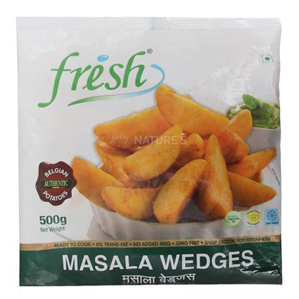 Spicy Wedges - Fresh
