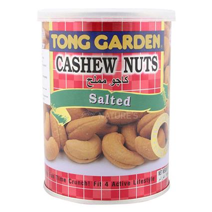 TG SALTED CASHEW NUT CAN 150G