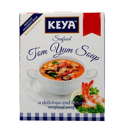 Instant Soup - Tom Yum Seafood - Keya