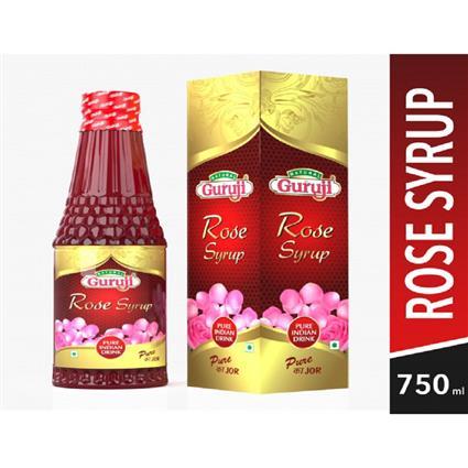 GURUJI ROSE SHARBAT 700ML