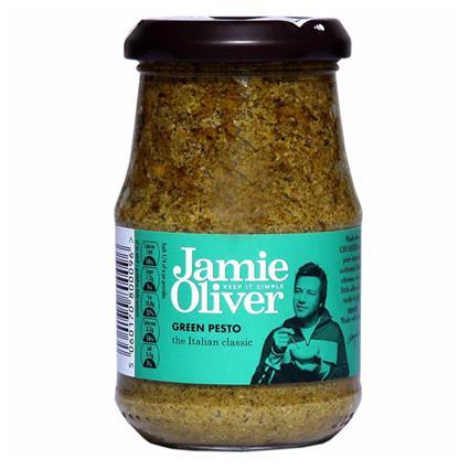 JAMIE OLIVER GREEN PESTO ANTIPASTI 190G