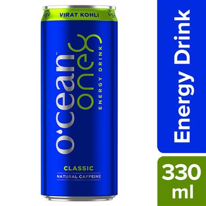 OCEAN ONE8 ENERGY DRINK 330ML