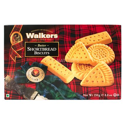 Assorted Shortbread Biscuits - Walkers