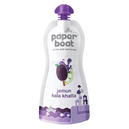 Jamum Kala Khatta - Paper Boat