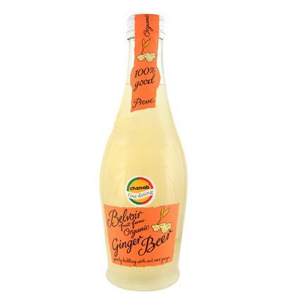 Belvoir Organic Fresh Ginger Beer 250 Ml