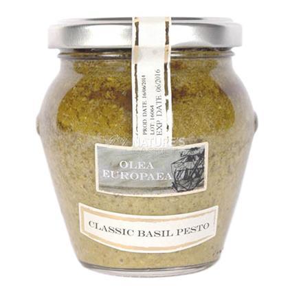 Classic Basil Pesto - Olea Europaea