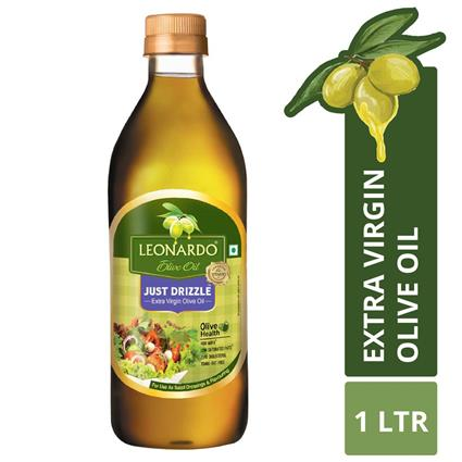 LEONARDO EXT. VIRGIN OLIVE OIL PET 1Ltr