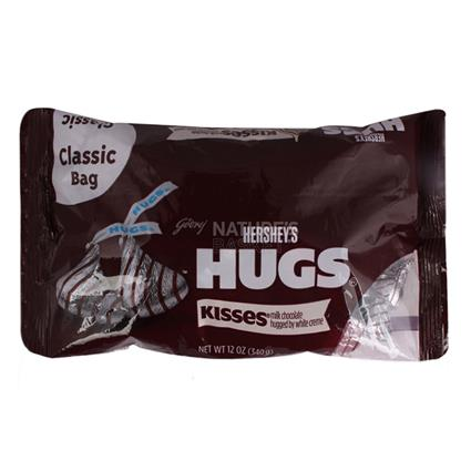 Hugs Kisses Milk Chocolate - Hersheys
