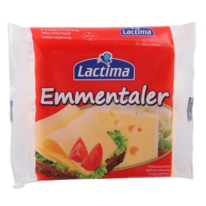 Emmentaler Cheese Slices - Lactima