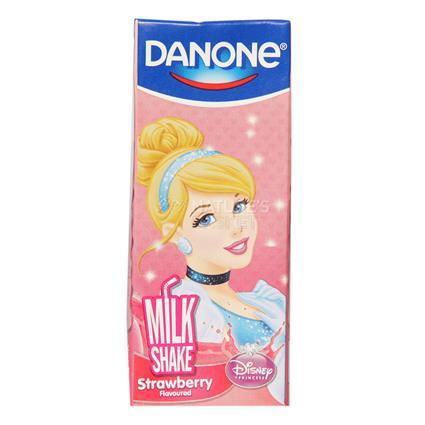 Milk Shake  -  Strawberry - Danone
