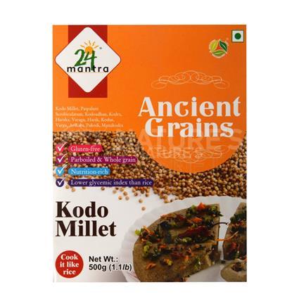 Ancient Grains Kodo Millet - 24 Mantra Organic