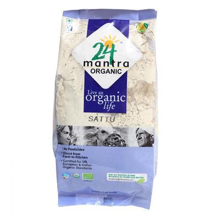 Sattu Atta - 24 Mantra Organic
