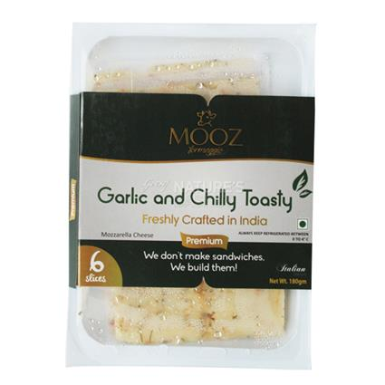 Garlic N Chilly Toasty - Mooz