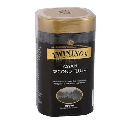 TWININGS ASSAM SECOND FLUSH TEA 100G