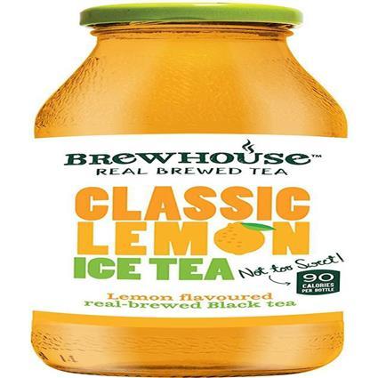 BREWHOUSE CLASIC LEMON ICE TEA 350ML PET
