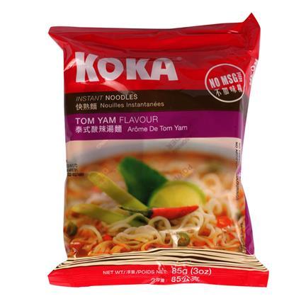 Instant Noodles  -  Tom Yum - KOKA