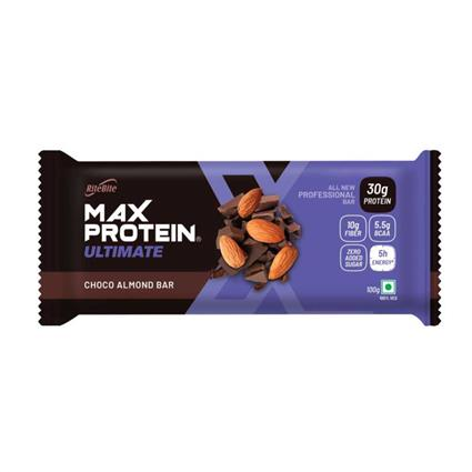 Protein Professional Choco Almond Protein Bar - Ritebite