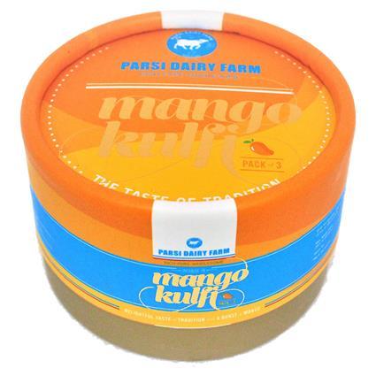 Kulfi Mango Flavour - Parsi Dairy