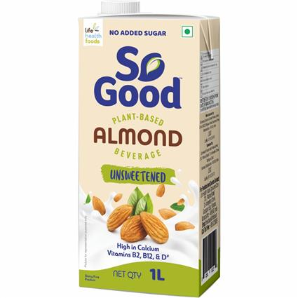 LHF ALMOND FRESH NATURAL MILK 1000ML TET