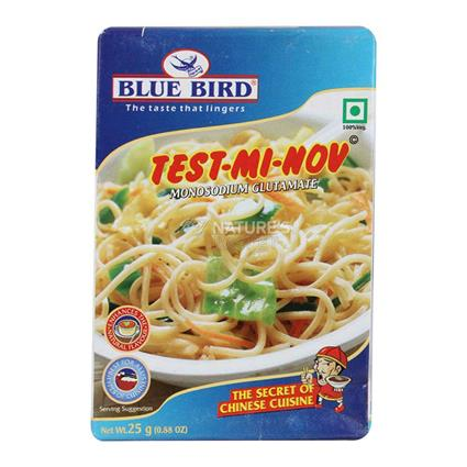 Test - Mi - Nov - Blue Bird