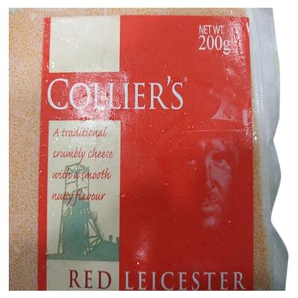 Colliers Red Leicester - Colliers