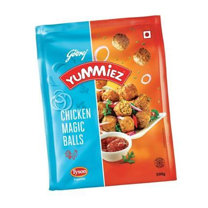 Yummiez Royale Chkn & Cheese Nugget 325G - YUMMIEZ