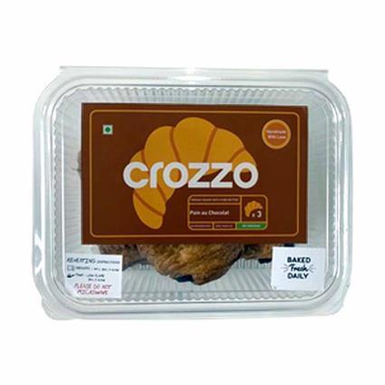 CROZZO ASSORTED CROISSANTS PK OF 3 190G