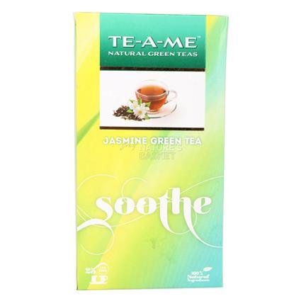 Soothe Jasmine Green Tea  -  25TB - TE-A-ME