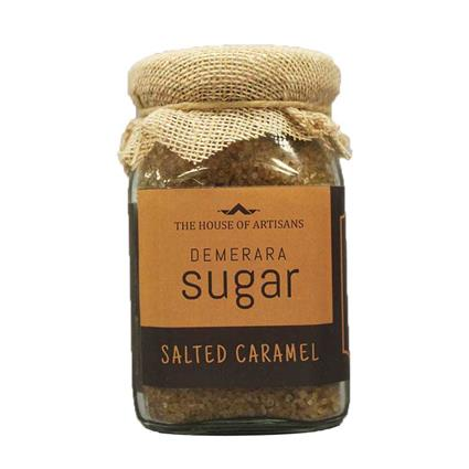 Salted Caramel Demerara Sugar - THE HOUSE OF ARTISANS