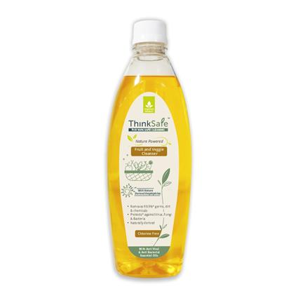 THINKSAFE FRUIT AND VEGGIE CLEANSER500ML